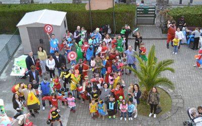 Superhéroes al rescate